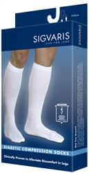 sigvaris compression socks for graduated compression in diabetics